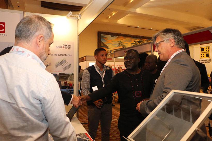 Stand Prosertek Intermodal Africa 2018