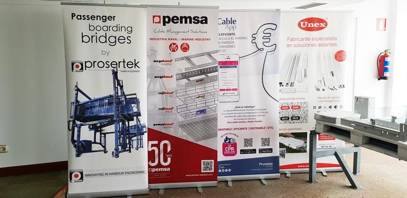 Prosertek, Pemsa, Cable App y Unex
