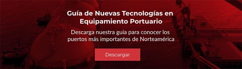 Guía de Nuevas Tecnologías en Equipamiento Portuario