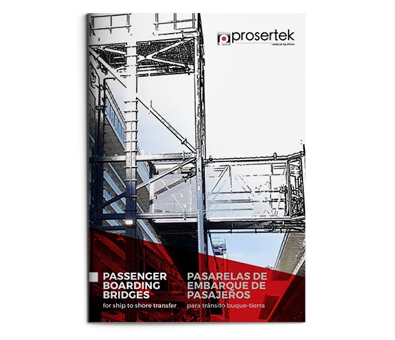 Download Prosertek's boarding bridges catalog
