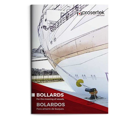 Download Prosertek's bollards catalog
