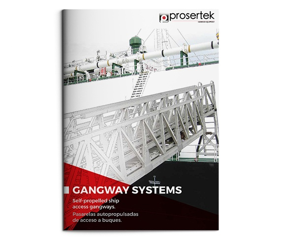 Download Prosertek's gangways catalog