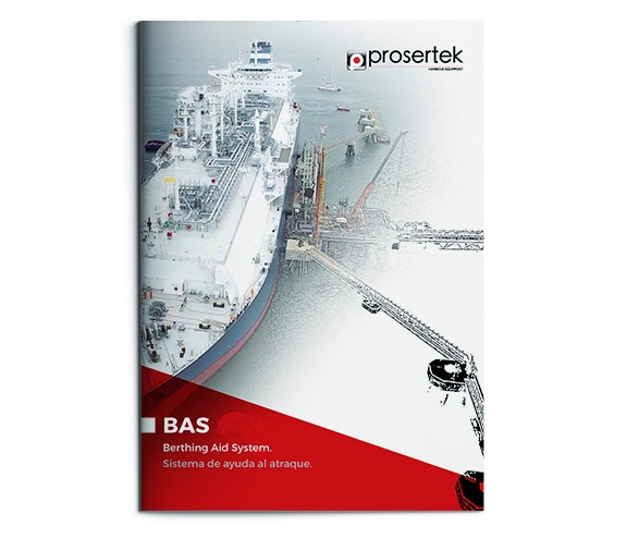 Download Prosertek's BAS (Berthing Aid System) catalog