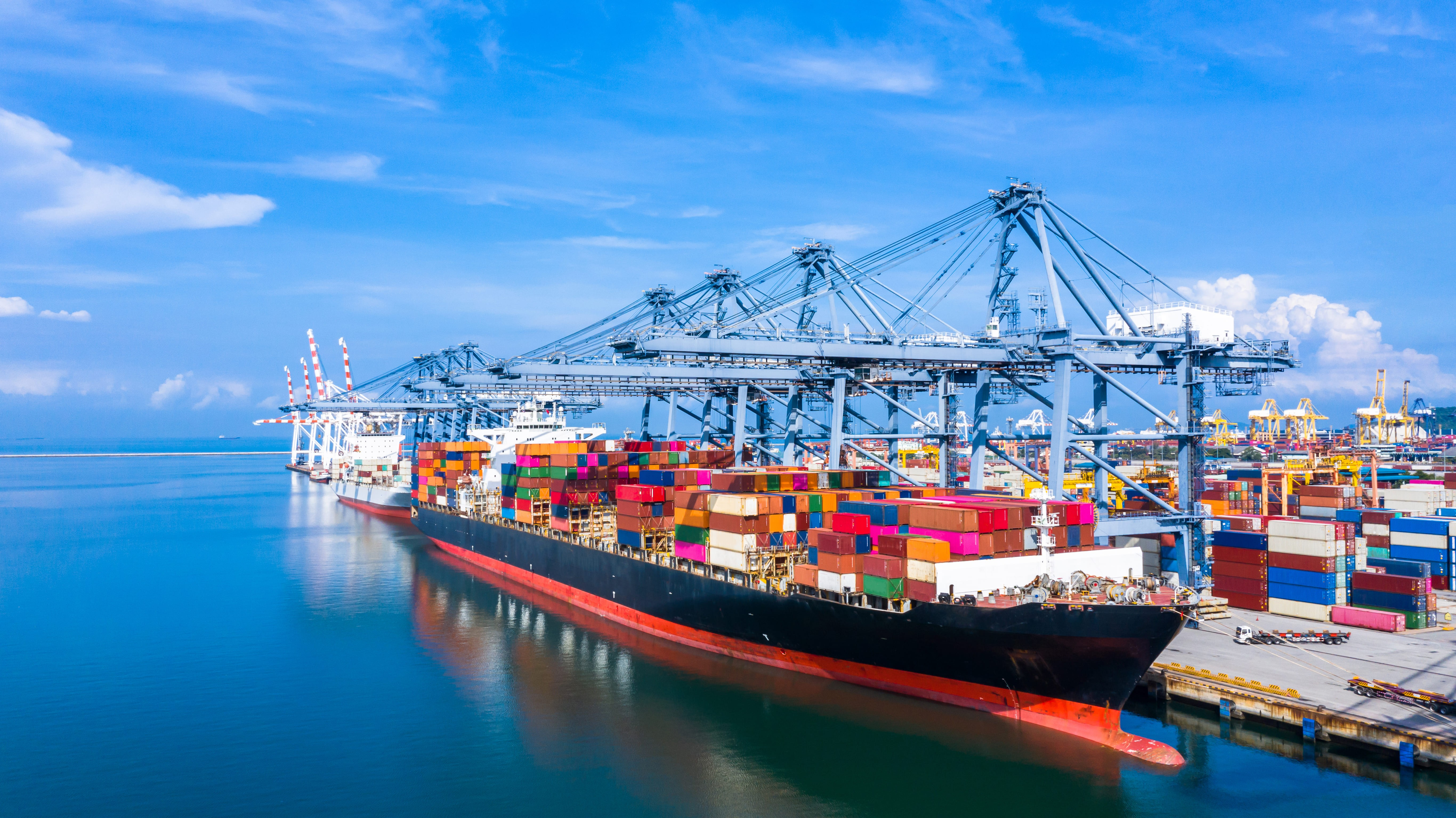 Circular economy in the port sector