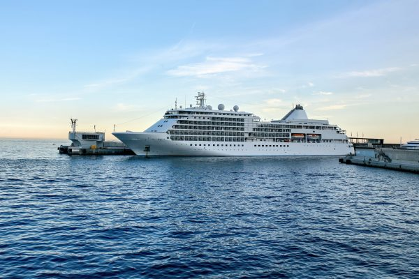 cruise industry in 2021