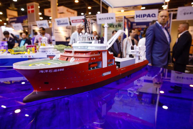 Eventos y congresos del sector marítimo portuario 2019