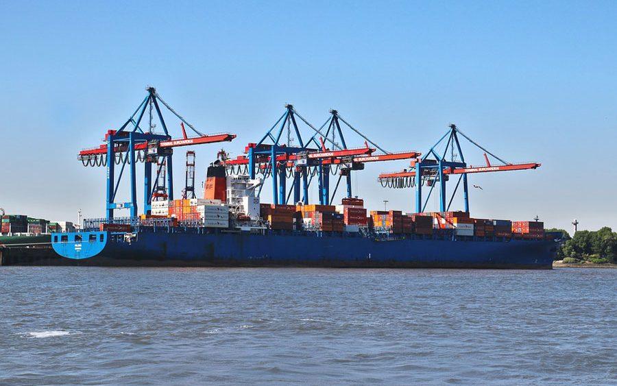 Cómo evitar el deterioro de las grúas portuarias