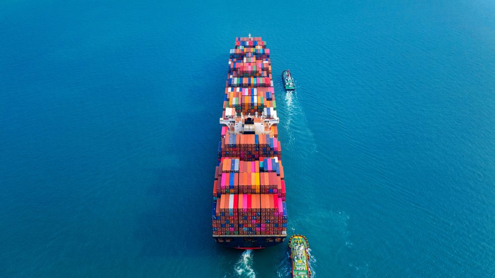 evolución del tráfico portuario en 2021