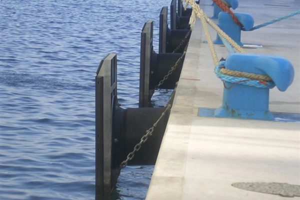 Port equipment for LNG terminals (VII): Fender systems (II)