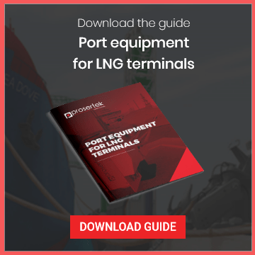 Download the guide Port Equipment for LNG Terminals