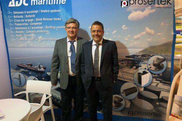 Prosertek at the 7th Mediterranean Ports & Shipping 2019 event