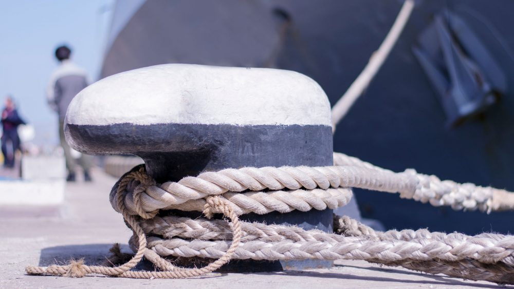 The most common mooring methods