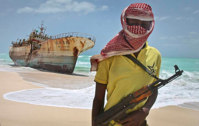 The effect of piracy in the maritime transport sector