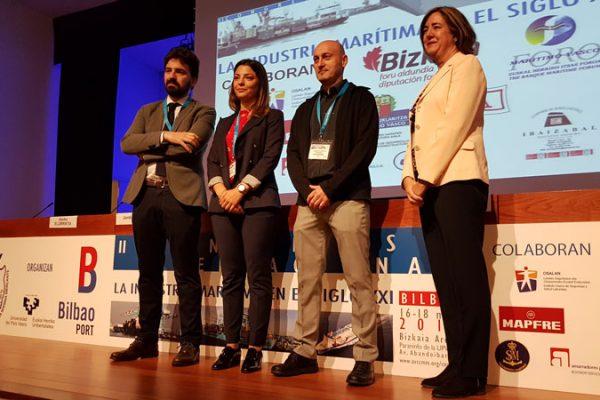 Prosertek, presente en el II Congreso Internacional Marítimo