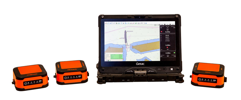 Portable Pilot Unit: navigation aid system