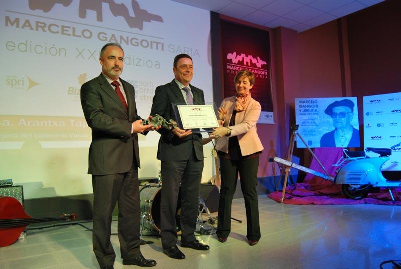 Premio Marcelo Gangoiti