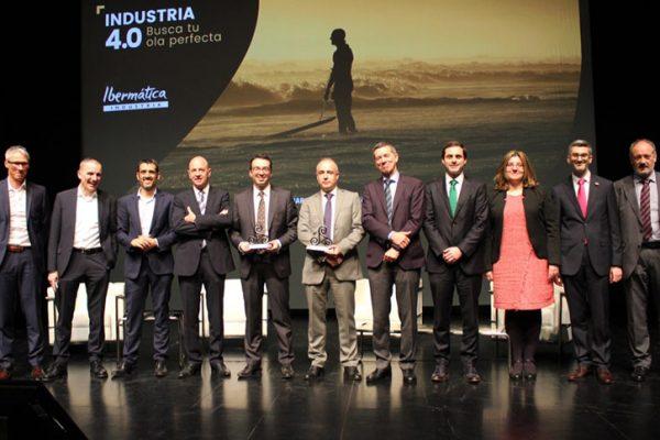 Prosertek recibe el Premio a la Innovación Industrial 2017