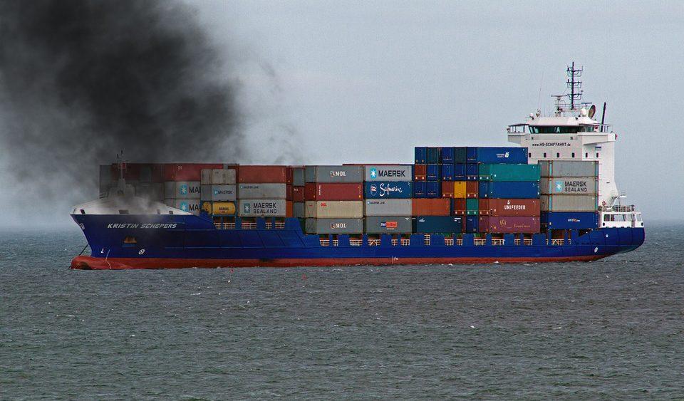 Principales causas de accidentes en buques de carga