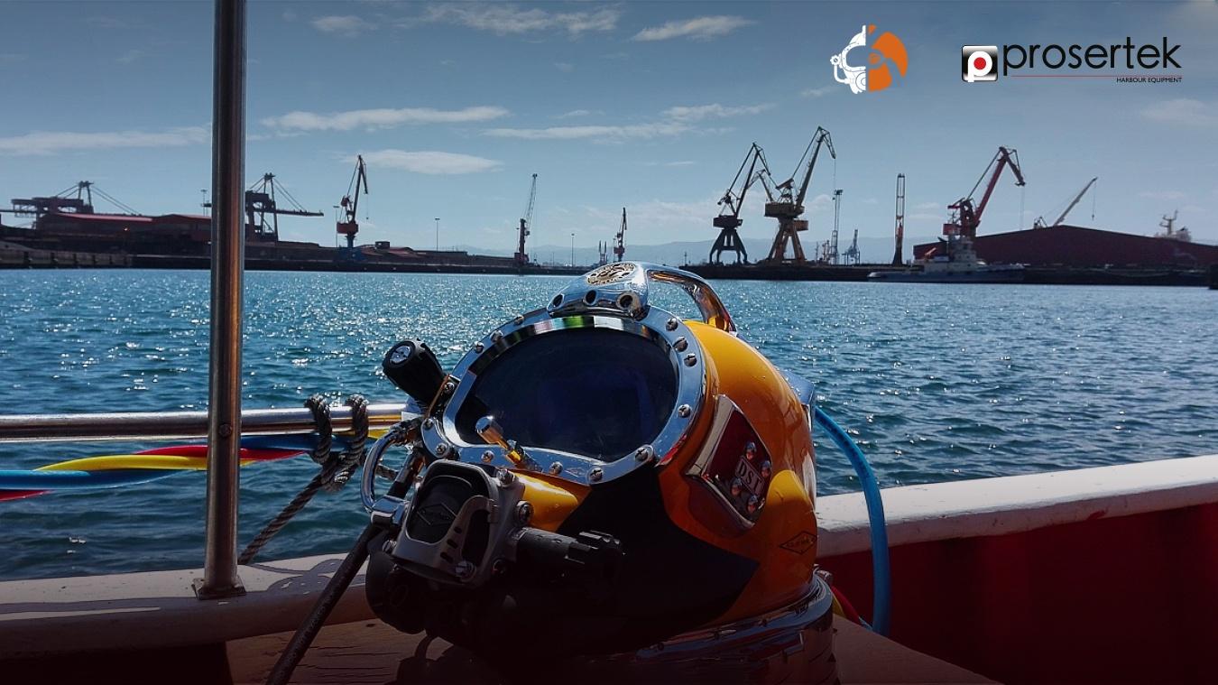 Mare Commercial Diving taken over by Grupo Prosertek