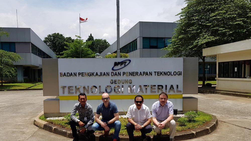 Prosertek en Indonesia