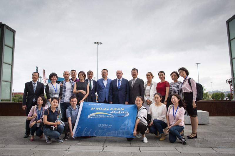 Puerto de Bilbao: punto estratégico para China