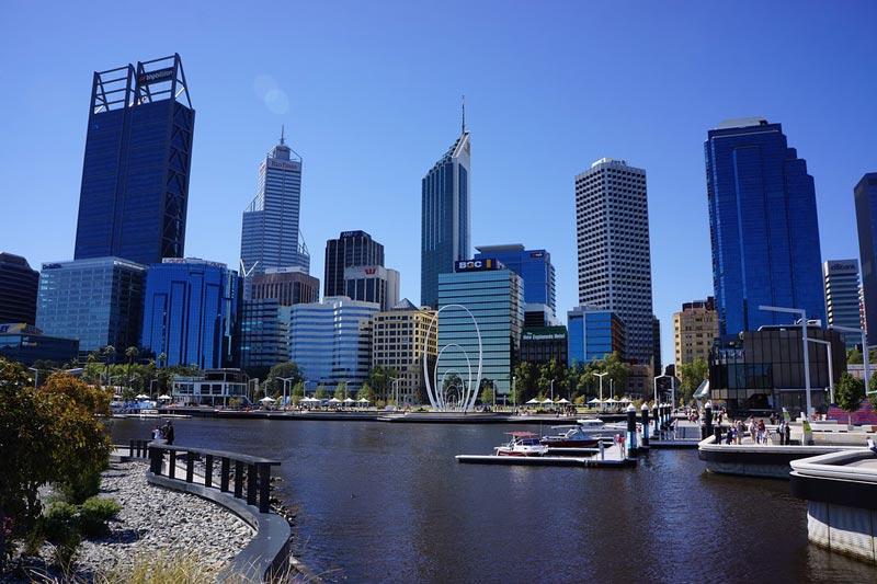 Puerto de Perth