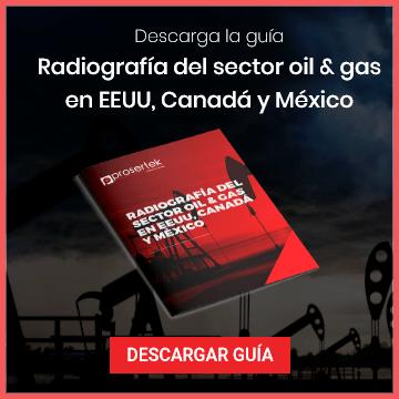 Radiografía del sector Oil&Gas en EEUU, Canadá y México