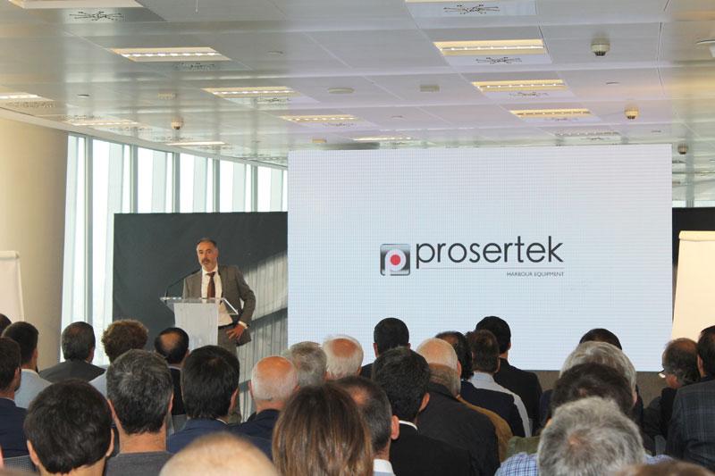 Ricardo Hernani, Director General de Prosertek