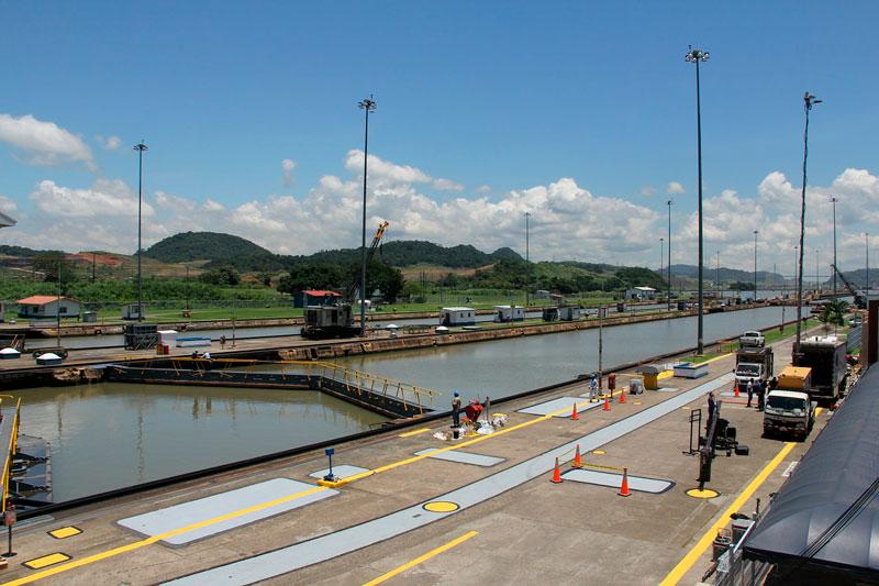 Segundo aniversario de la ampliación del Canal de Panamá
