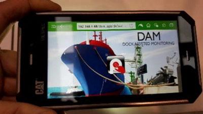 smartphone-dam-prosertek