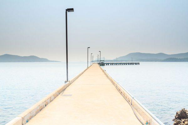 Principales tipos de muelles portuarios y sus características