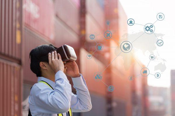 Virtual reality at ports