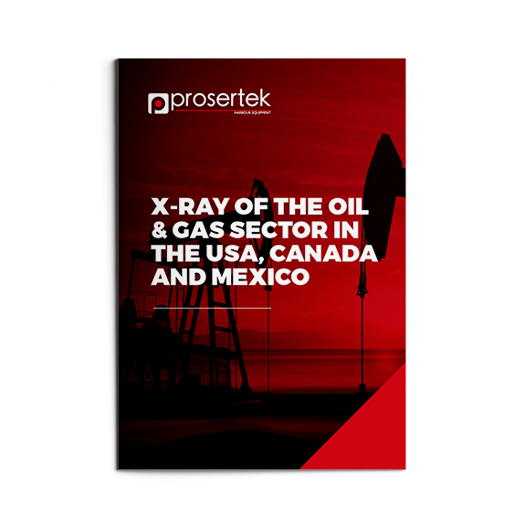 X-Ray of the Oil&Gas Sector in the USA, Canada and Mexico